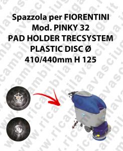 PAD HOLDER TRECSYSTEM  para fregadora FIORENTINI modelo PINKY 32