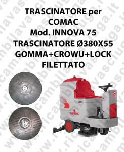 Discos de arrastre para fregadora COMAC modelo INNOVA 75