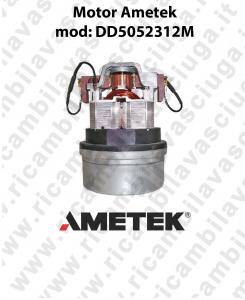 motor de aspiración mod. DD5052312M AMETEK para aspiradora e fregadora