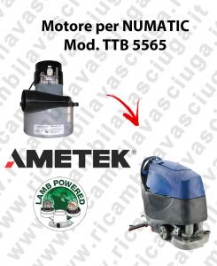 TTB 5565 motor de aspiración AMETEK fregadora NUMATIC