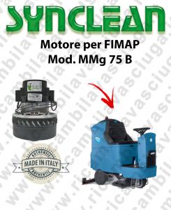 MMG 75 B motor de aspiración SYNCLEAN fregadora FIMAP