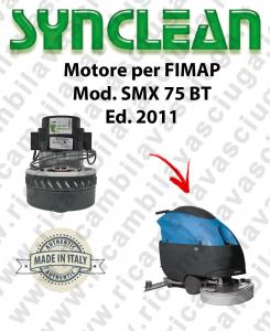 SMX 75 BT Ed. 2011 motor de aspiración LAMB AMETEK fregadora FIMAP