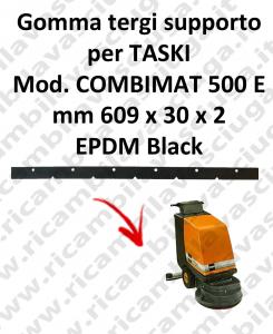 goma de secado soporte para fregadora TASKI Model COMBIMAT 500 E