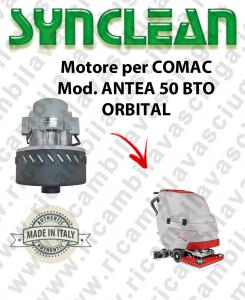 ANTEA 50 BTO ORBITAL motor de aspiración SYNCLEAN para fregadora COMAC