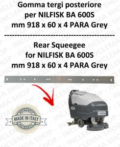BA 600S goma de secado trasero para fregadora  NILFISK