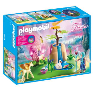 PLAYMOBIL VALLE MAGICA 9135