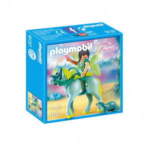 PLAYMOBIL FATA DELL'ACQUA CON CAVALLO 9137