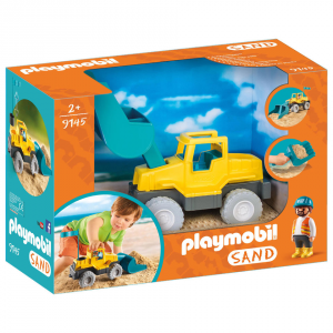 PLAYMOBI ESCAVATORE 9145
