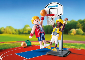 PLAYMOBI SFIDA A BASKET  9210