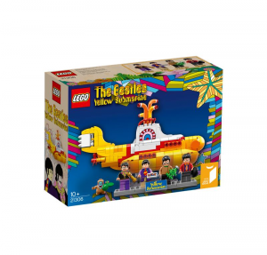 LEGO IDEAS YELLOW SUBMARINE 21306