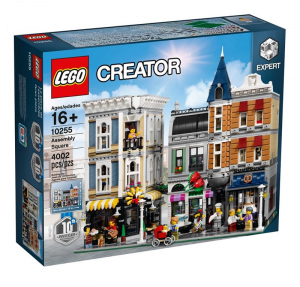 LEGO CREATOR EXPERT PIAZZA DELL'ASSEMBLEA 10255