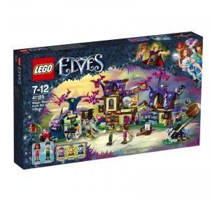 LEGO ELVES SALVATAGGIO MAGICO DAL VILLAGGIO DEI GOBLIN 41185