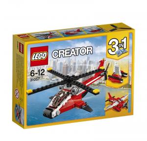 LEGO CREATOR ELICOTTERO DI SOCCORSO 31057