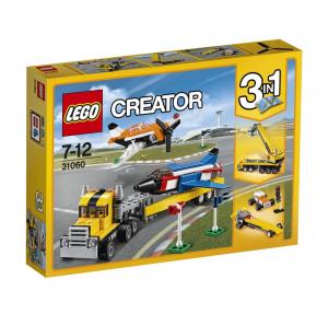 LEGO CREATOR CAMPIONI DI ACROBAZIE 31060