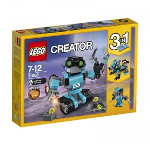 LEGO CREATOR ROBO-ESPLORATORE 31062