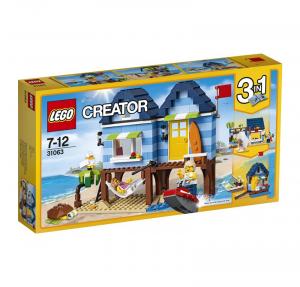 LEGO CREATOR VACANZA AL MARE 31063