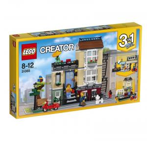 LEGO CREATOR CASA DI CITTA' 31065