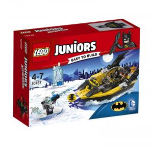 LEGO JUNIORS BATMAN CONTRO MR. FREEZE 10737