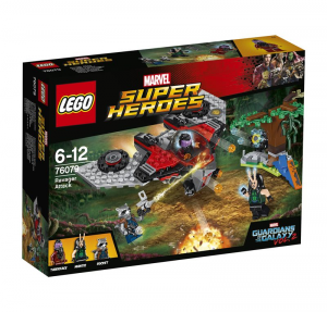 LEGO SUPER HEROES GUARDIAN OF THE GALAXY: L'ATTACCO AL RAVAGER 76079