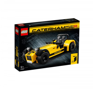 LEGO IDEAS CATERHAM SEVEN 620 R 21307