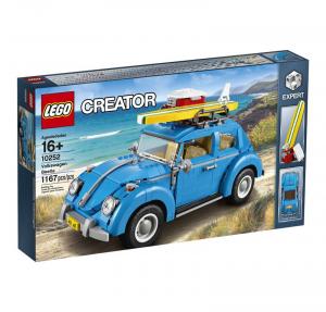 LEGO COLLEZIONISMO MAGGIOLINO VOLKSWAGEN 10252