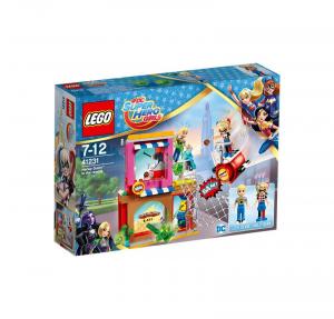 LEGO SUPER HERO GIRLS HARLEY QUINN AL SALVATAGGIO 41231