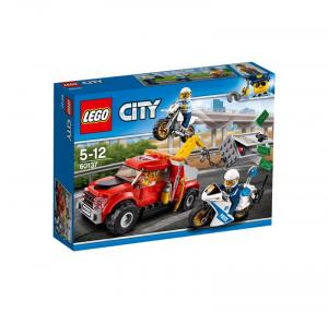 LEGO CITY AUTOGRU' IN PANNE 60137