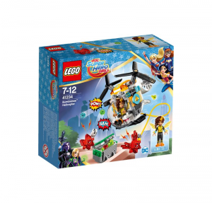 LEGO SUPER HERO GIRLS L'ELICOTTERO DI BUMBLEBEE 41234