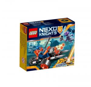LEGO NEXO KNIGHTS ARTIGLIERIA DELLA GUARDIA REALE 70347