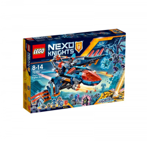 LEGO NEXO KNIGHTS IL FALCON FIGHTER DI CLAY 70351