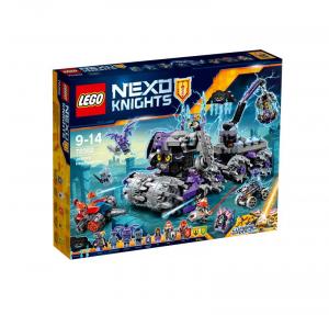 LEGO NEXO KNIGHTS IL QUARTIER GENERALE DI JESTRO 70352