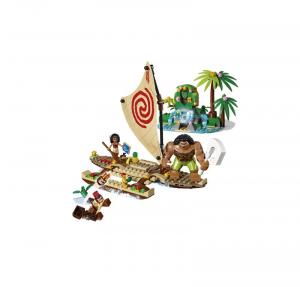 LEGO PRINCESS IL VIAGGIO SULL'OCEANO DI VAIANA 41150