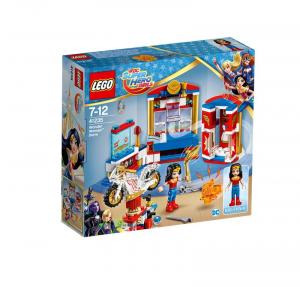 LEGO SUPER HERO GIRLS IL DORMITORIO DI WONDER WOMAN 41235