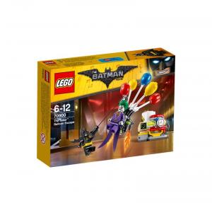 LEGO THE BATMAN MOVIE THE JOKER FUGA CON I PALLONI 70900