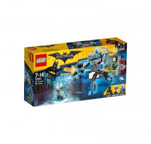 LEGO THE BATMAN MOVIE L'ATTACCO CONGELANTE DI MR FREEZE 70901
