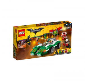 LEGO THE BATMAN MOVIE IL RIDDLE RACER DI THE RIDDLER 70903