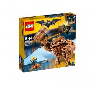 LEGO THE BATMAN MOVIE L'ATTACCO SPLASH DI CLAYFACE 70904