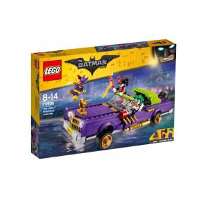 LEGO THE BATMAN MOVIE LA FAMIGERATA LOWRIDER DI THE JOKER 70906