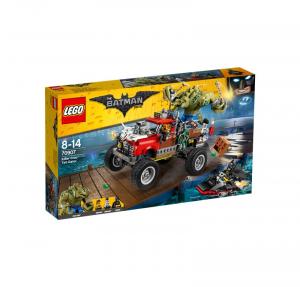 LEGO THE BATMAN MOVIE LA TAIL-GATOR DI KILLER CROC 70907