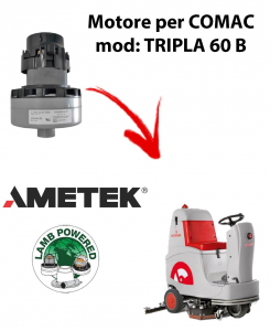 TRIPLA 60B Saugmotor AMETEK für scheuersaugmaschinen Comac