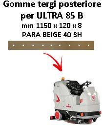 ULTRA 85 B Hinten sauglippen für scheuersaugmaschinen COMAC