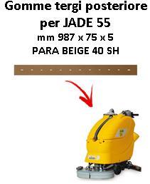 JADE 55 Hinten sauglippen für scheuersaugmaschinen ADIATEK