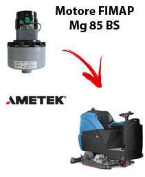 Mg 85 BS Saugmotor Ametek für scheuersaugmaschinen FIMAP