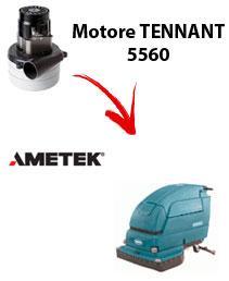 5560 Saugmotor AMETEK für scheuersaugmaschinen TENNANT