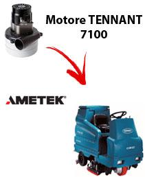 7100 Saugmotor AMETEK für scheuersaugmaschinen TENNANT