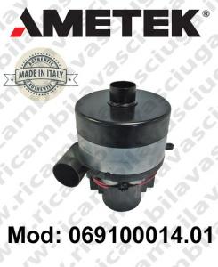 069100014.01 Saugmotor AMETEK ITALIA für scheuersaugmaschinen