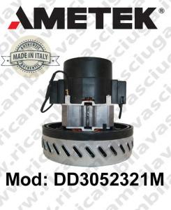 DD3052321M Saugmotor AMETEK ITALIA für scheuersaugmaschinen und staubsauger