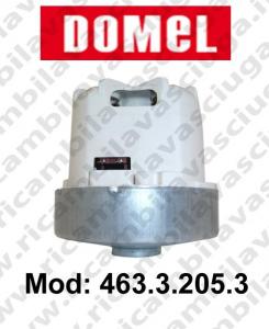 463.3.205-6 Saugmotor DOMEL für Staubsauger