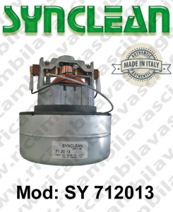 SY 712013 Saugmotor SYNCLEAN für Staubsauger