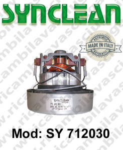 SY 712030 Saugmotor SYNCLEAN für Staubsauger